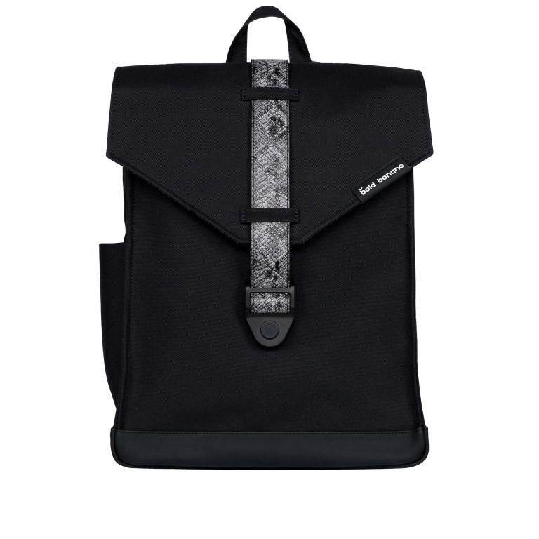 Rucksack AS02 mehrfarbig mit Laptopfach 15,6 Zoll, Farbe: schwarz, anthrazit, grau, blau/petrol, rosa/pink, gelb, Marke: Bold Banana, Abmessungen in cm: 31.0x40.0x12.0, Bild 1 von 1