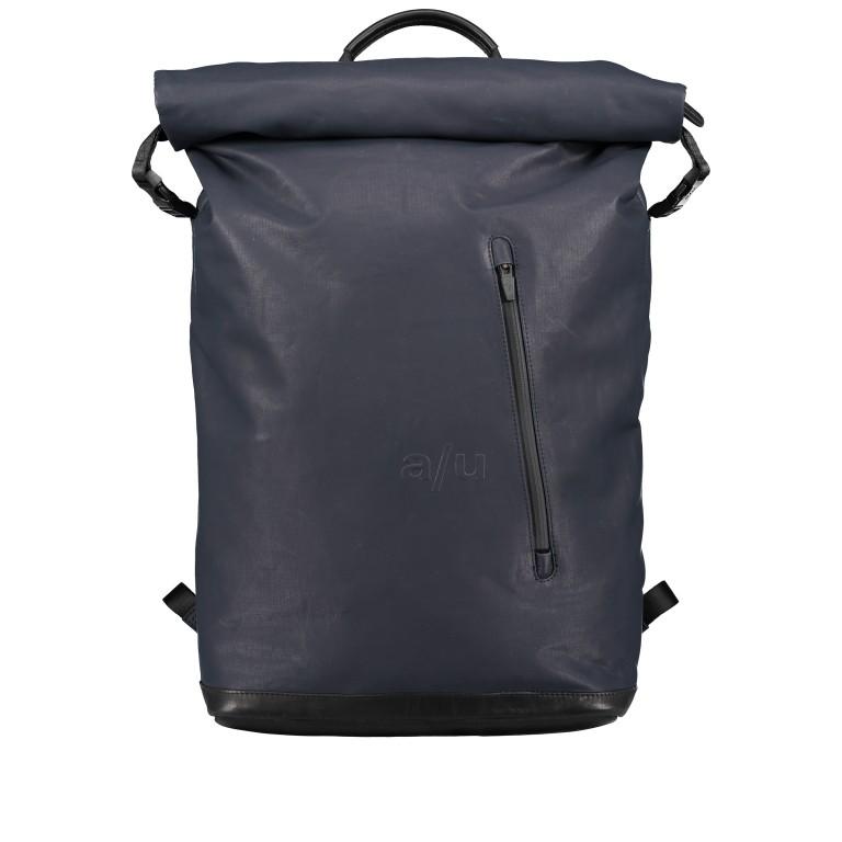 Rucksack Japan Matsuyama, Farbe: schwarz, grau, blau/petrol, taupe/khaki, grün/oliv, Marke: Aunts & Uncles, Abmessungen in cm: 29.0x44.0x13.0, Bild 1 von 11