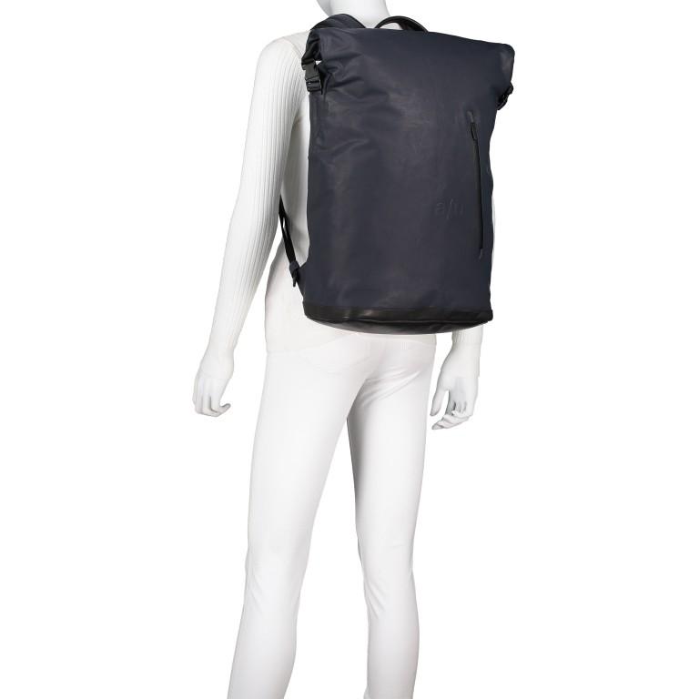 Rucksack Japan Matsuyama, Farbe: schwarz, grau, blau/petrol, taupe/khaki, grün/oliv, Marke: Aunts & Uncles, Abmessungen in cm: 29.0x44.0x13.0, Bild 6 von 11