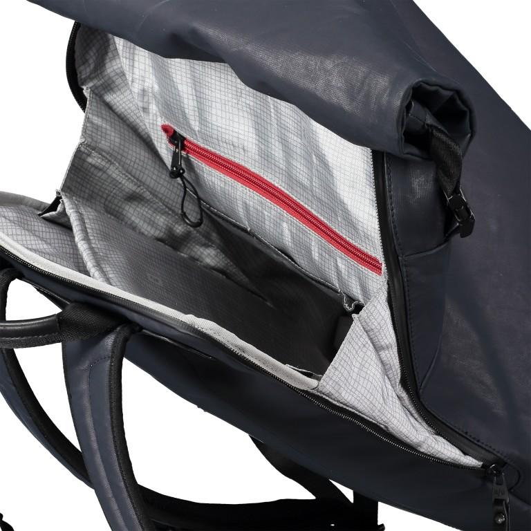 Rucksack Japan Matsuyama, Farbe: schwarz, grau, blau/petrol, taupe/khaki, grün/oliv, Marke: Aunts & Uncles, Abmessungen in cm: 29.0x44.0x13.0, Bild 8 von 11