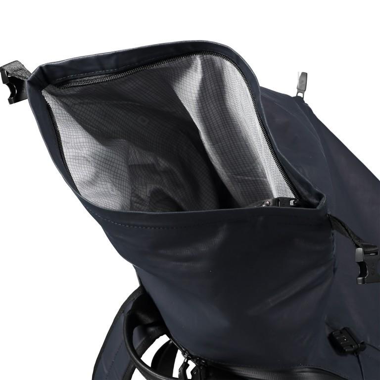 Rucksack Japan Matsuyama, Farbe: schwarz, grau, blau/petrol, taupe/khaki, grün/oliv, Marke: Aunts & Uncles, Abmessungen in cm: 29.0x44.0x13.0, Bild 9 von 11