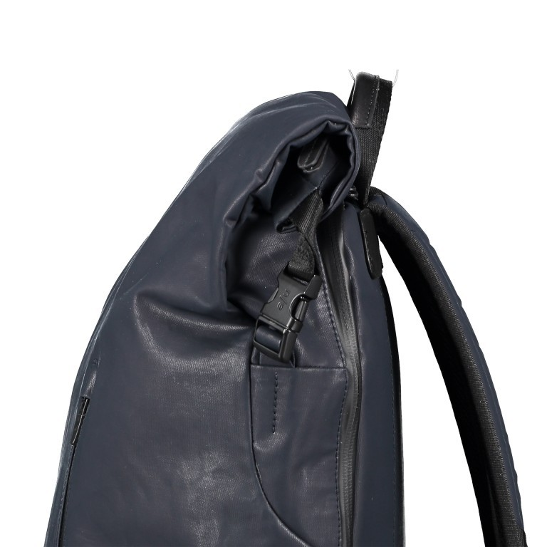 Rucksack Japan Matsuyama, Farbe: schwarz, grau, blau/petrol, taupe/khaki, grün/oliv, Marke: Aunts & Uncles, Abmessungen in cm: 29.0x44.0x13.0, Bild 11 von 11