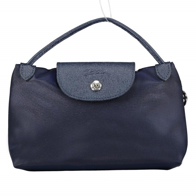 Umhängetasche Le Pliage Néo Umhängetasche Dunkelblau, Farbe: blau/petrol, Marke: Longchamp, EAN: 3597921903444, Abmessungen in cm: 21.5x13.0x7.0, Bild 1 von 1
