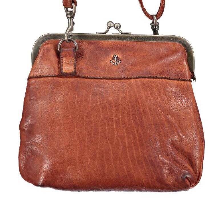 Tasche Anchor-Love Rosalie B3.7840 Charming Cognac, Farbe: cognac, Marke: Harbour 2nd, EAN: 4046478037786, Abmessungen in cm: 22.0x20.0x3.0, Bild 1 von 7