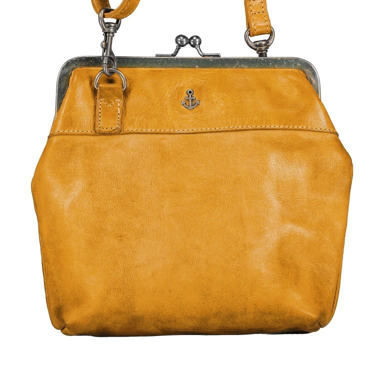Tasche Anchor-Love Rosalie B3.7840 Oriental Mustard, Farbe: gelb, Marke: Harbour 2nd, EAN: 4046478037809, Abmessungen in cm: 22.0x20.0x3.0, Bild 1 von 7