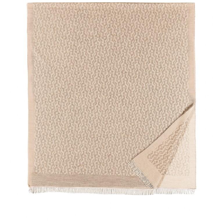 Schal Casual 242-591 Taupe, Farbe: taupe/khaki, Marke: AIGNER, EAN: 4055539131554, Bild 2 von 6