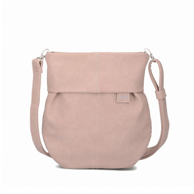 Umhängetasche Mademoiselle M100 Rough Creme, Farbe: rosa/pink, Marke: Zwei, EAN: 4250257919839, Abmessungen in cm: 27.0x30.0x9.0, Bild 1 von 8