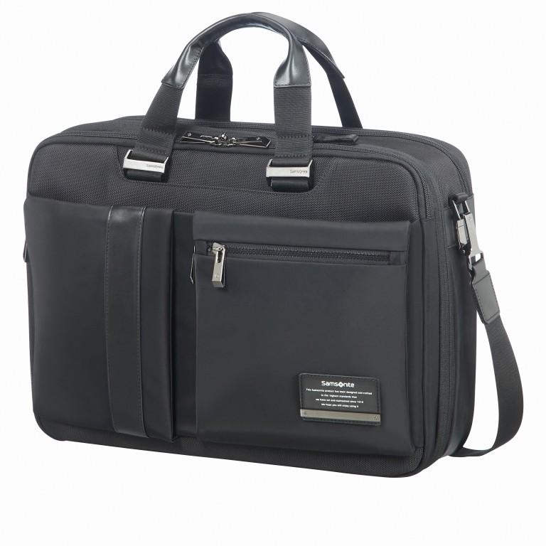 Laptoptasche Openroad 3 Way Boarding Bag 15.6 Zoll erweiterbar Black, Farbe: schwarz, Marke: Samsonite, EAN: 5414847867019, Bild 2 von 11