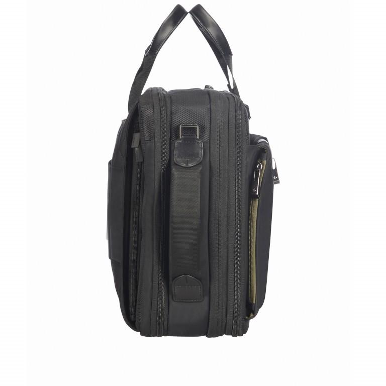 Laptoptasche Openroad 3 Way Boarding Bag 15.6 Zoll erweiterbar Black, Farbe: schwarz, Marke: Samsonite, EAN: 5414847867019, Bild 3 von 11