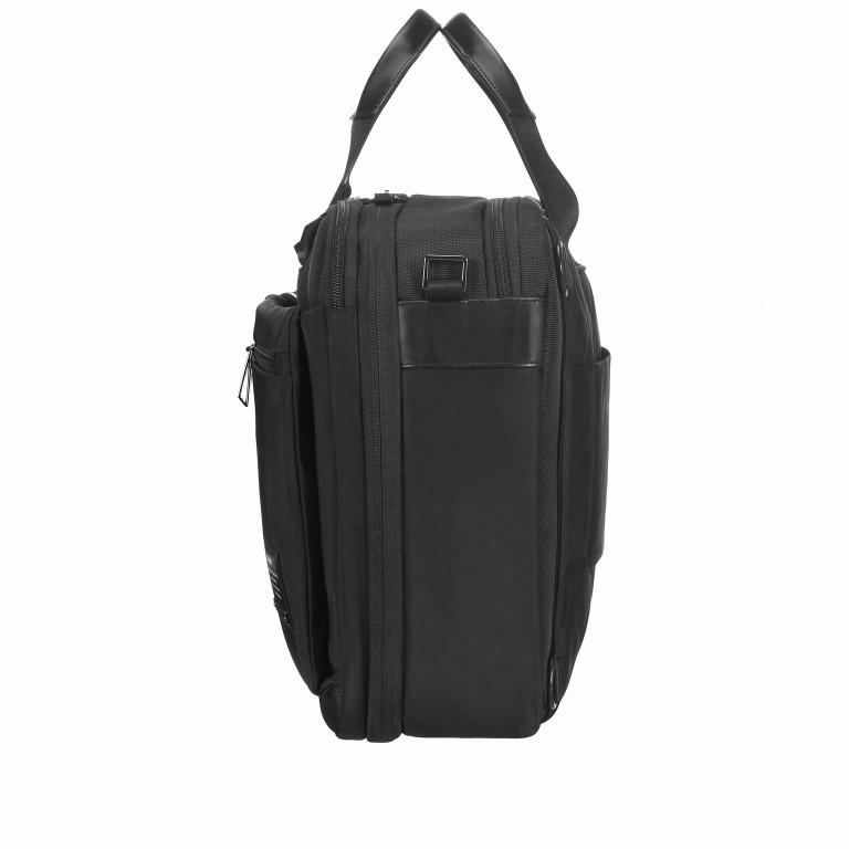 Laptoptasche Openroad 3 Way Boarding Bag 15.6 Zoll erweiterbar Black, Farbe: schwarz, Marke: Samsonite, EAN: 5414847867019, Bild 4 von 11