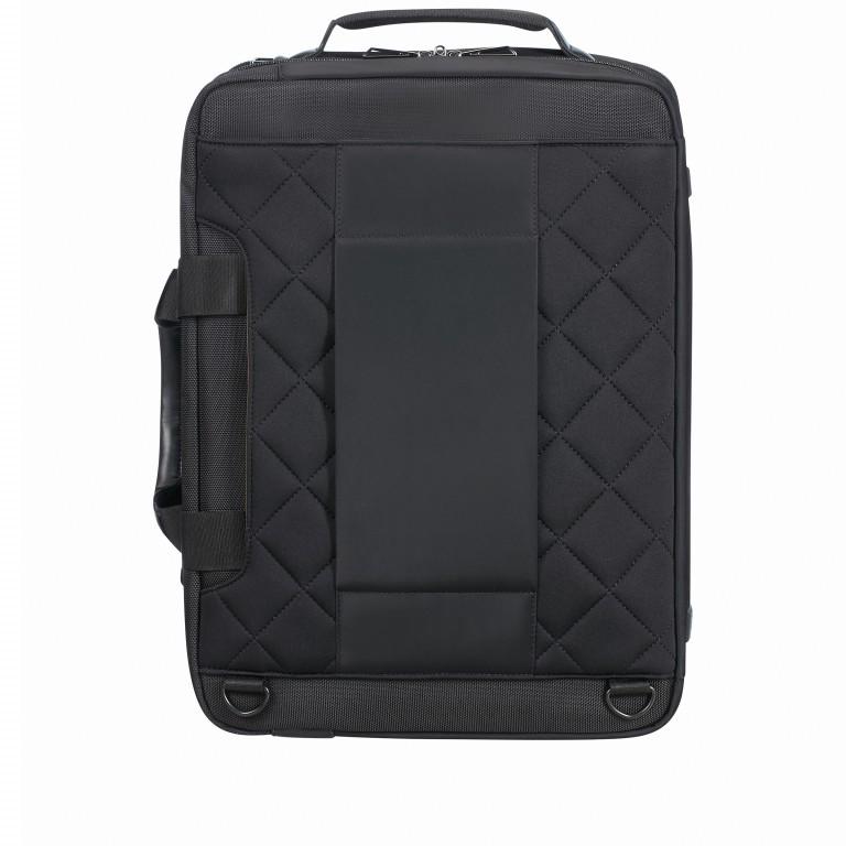 Laptoptasche Openroad 3 Way Boarding Bag 15.6 Zoll erweiterbar Black, Farbe: schwarz, Marke: Samsonite, EAN: 5414847867019, Bild 5 von 11