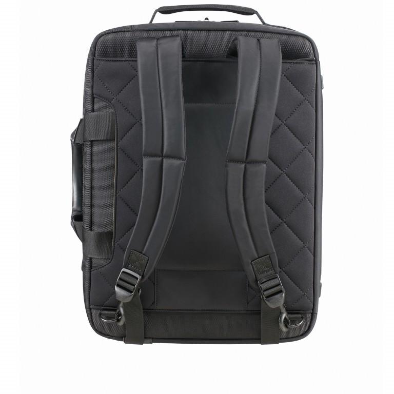 Laptoptasche Openroad 3 Way Boarding Bag 15.6 Zoll erweiterbar Black, Farbe: schwarz, Marke: Samsonite, EAN: 5414847867019, Bild 6 von 11