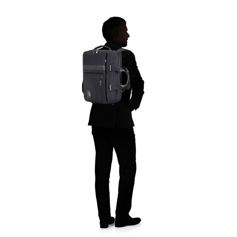 Laptoptasche Openroad 3 Way Boarding Bag 15.6 Zoll erweiterbar Black, Farbe: schwarz, Marke: Samsonite, EAN: 5414847867019, Bild 7 von 11