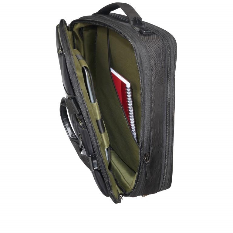 Laptoptasche Openroad 3 Way Boarding Bag 15.6 Zoll erweiterbar Black, Farbe: schwarz, Marke: Samsonite, EAN: 5414847867019, Bild 10 von 11