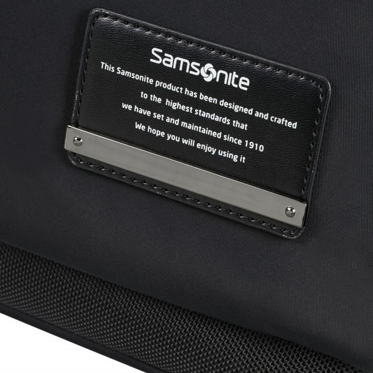 Laptoptasche Openroad 3 Way Boarding Bag 15.6 Zoll erweiterbar Black, Farbe: schwarz, Marke: Samsonite, EAN: 5414847867019, Bild 11 von 11
