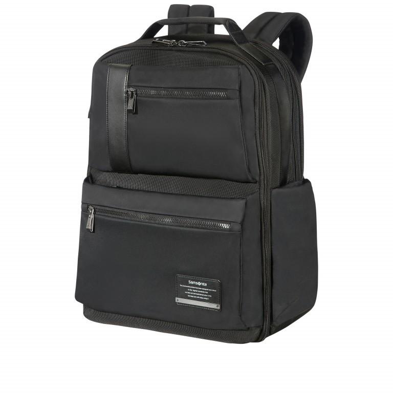 Rucksack Openroad Weekender Backpack 17.3 Zoll mit Smart Sleeve Black, Farbe: schwarz, Marke: Samsonite, EAN: 5414847712418, Abmessungen in cm: 39.0x48.0x26.0, Bild 2 von 17