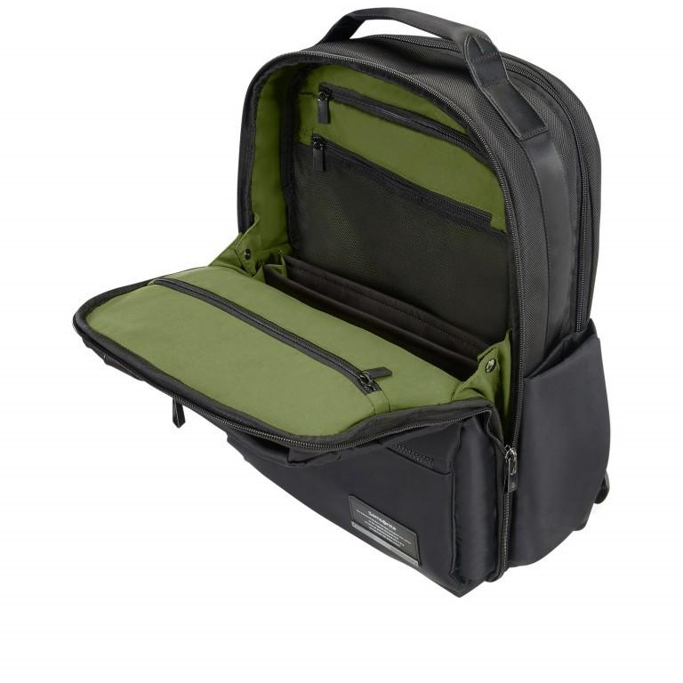Rucksack Openroad Weekender Backpack 17.3 Zoll mit Smart Sleeve Black, Farbe: schwarz, Marke: Samsonite, EAN: 5414847712418, Abmessungen in cm: 39.0x48.0x26.0, Bild 7 von 17