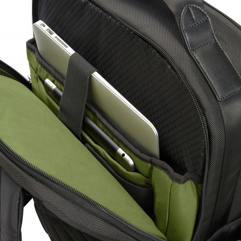 Rucksack Openroad Weekender Backpack 17.3 Zoll mit Smart Sleeve Black, Farbe: schwarz, Marke: Samsonite, EAN: 5414847712418, Abmessungen in cm: 39.0x48.0x26.0, Bild 9 von 17