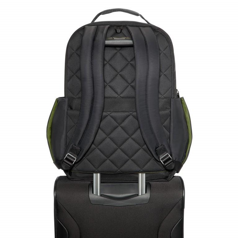Rucksack Openroad Weekender Backpack 17.3 Zoll mit Smart Sleeve Black, Farbe: schwarz, Marke: Samsonite, EAN: 5414847712418, Abmessungen in cm: 39.0x48.0x26.0, Bild 10 von 17