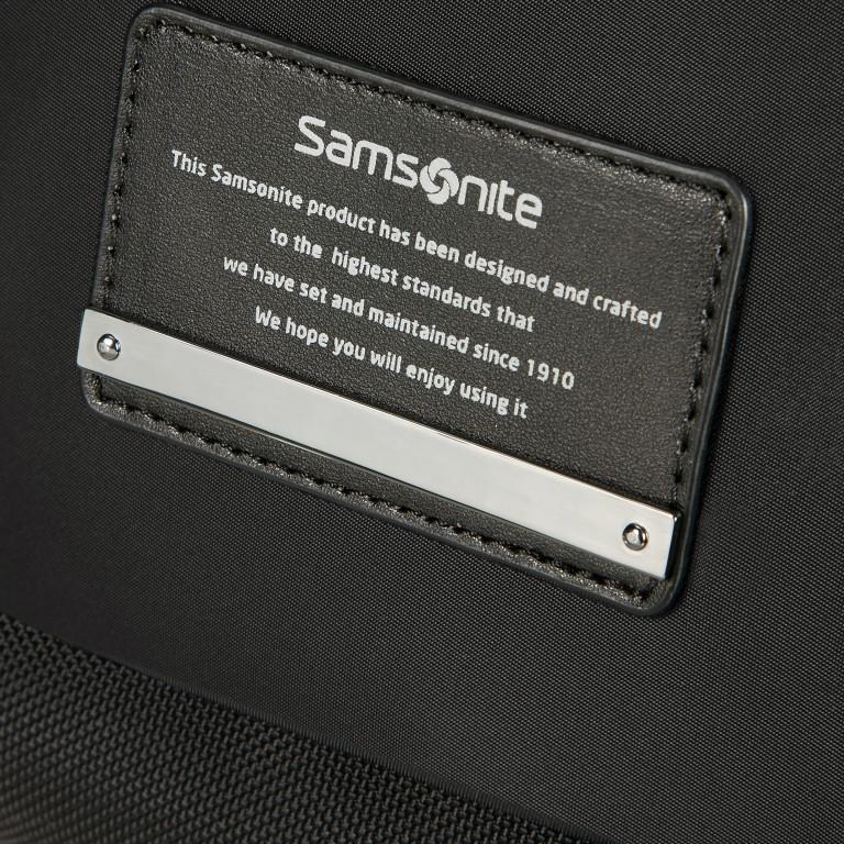 Rucksack Openroad Weekender Backpack 17.3 Zoll mit Smart Sleeve Black, Farbe: schwarz, Marke: Samsonite, EAN: 5414847712418, Abmessungen in cm: 39.0x48.0x26.0, Bild 12 von 17