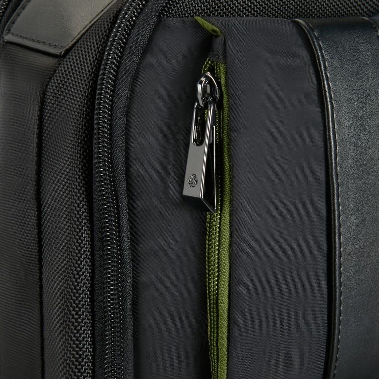 Rucksack Openroad Weekender Backpack 17.3 Zoll mit Smart Sleeve Black, Farbe: schwarz, Marke: Samsonite, EAN: 5414847712418, Abmessungen in cm: 39.0x48.0x26.0, Bild 13 von 17