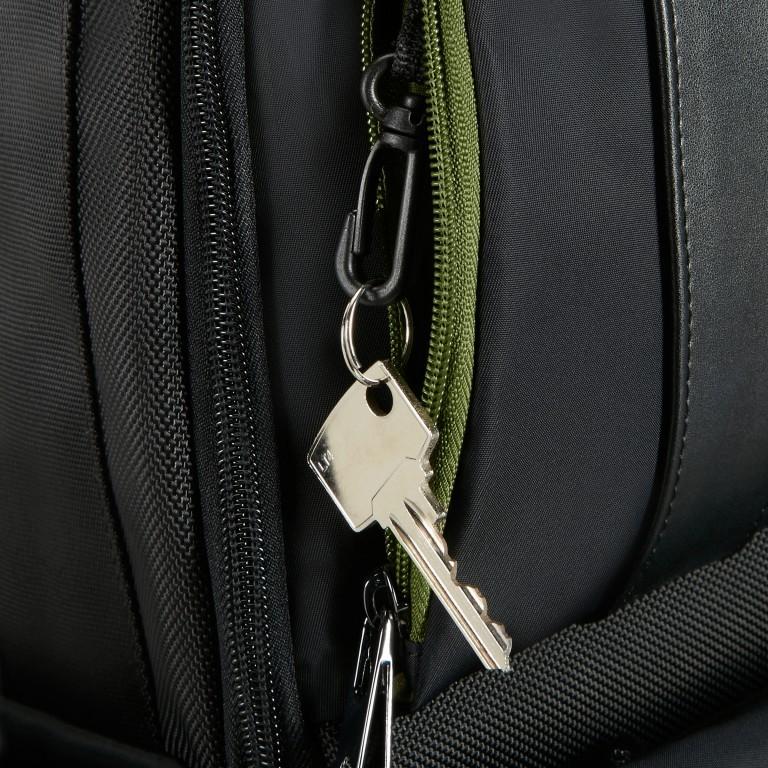 Rucksack Openroad Weekender Backpack 17.3 Zoll mit Smart Sleeve Black, Farbe: schwarz, Marke: Samsonite, EAN: 5414847712418, Abmessungen in cm: 39.0x48.0x26.0, Bild 14 von 17