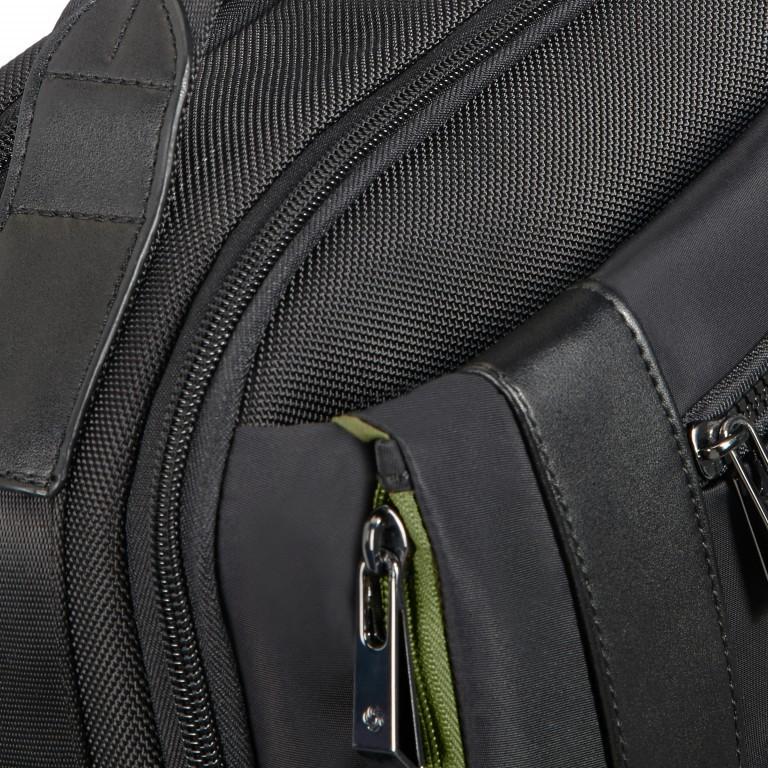 Rucksack Openroad Weekender Backpack 17.3 Zoll mit Smart Sleeve Black, Farbe: schwarz, Marke: Samsonite, EAN: 5414847712418, Abmessungen in cm: 39.0x48.0x26.0, Bild 15 von 17