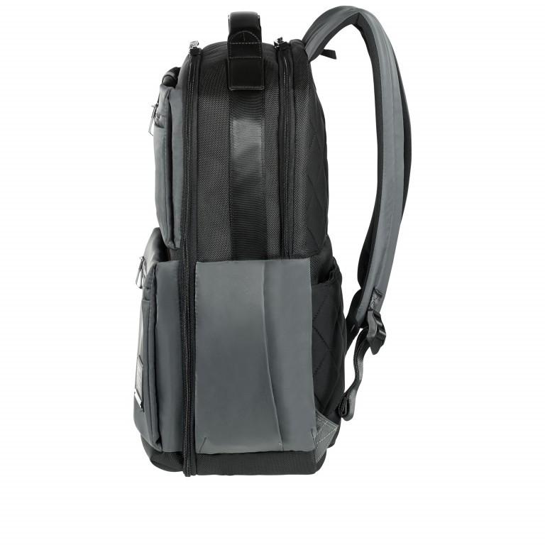 Rucksack Openroad Weekender Backpack 17.3 Zoll mit Smart Sleeve Black, Farbe: schwarz, Marke: Samsonite, EAN: 5414847712418, Abmessungen in cm: 39.0x48.0x26.0, Bild 3 von 17