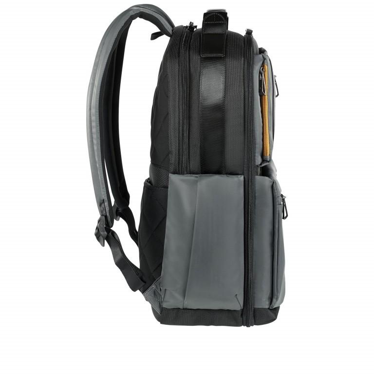 Rucksack Openroad Weekender Backpack 17.3 Zoll mit Smart Sleeve Black, Farbe: schwarz, Marke: Samsonite, EAN: 5414847712418, Abmessungen in cm: 39.0x48.0x26.0, Bild 4 von 17