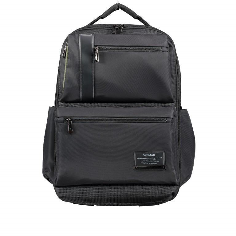 Rucksack Openroad Weekender Backpack 17.3 Zoll mit Smart Sleeve Black, Farbe: schwarz, Marke: Samsonite, EAN: 5414847712418, Abmessungen in cm: 39.0x48.0x26.0, Bild 1 von 17