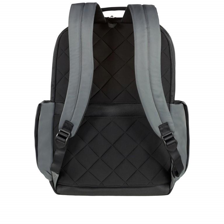 Rucksack Openroad Weekender Backpack 17.3 Zoll mit Smart Sleeve Black, Farbe: schwarz, Marke: Samsonite, EAN: 5414847712418, Abmessungen in cm: 39.0x48.0x26.0, Bild 5 von 17