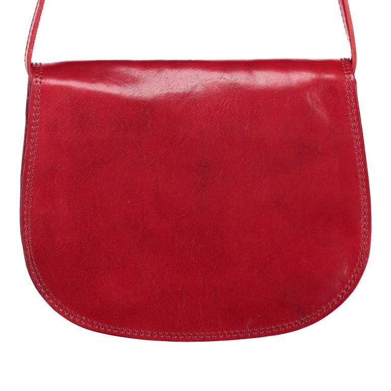 Satteltasche Toscana Größe L Rot, Farbe: rot/weinrot, Marke: Hausfelder, EAN: 4065646000223, Abmessungen in cm: 27.0x23.0x13.0, Bild 1 von 6