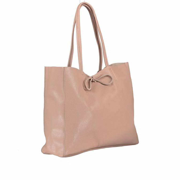 Shopper Dollaro Rose, Farbe: rosa/pink, Marke: Hausfelder, EAN: 4065646003798, Abmessungen in cm: 38.0x31.5x12.0, Bild 2 von 7