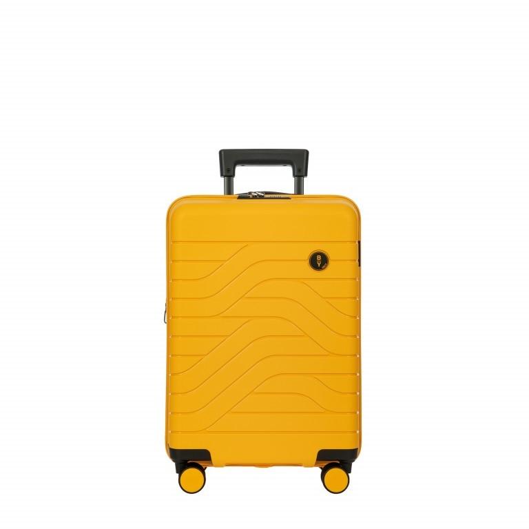 Koffer B Y by Brics Ulisse 55 cm Mango, Farbe: gelb, Marke: Brics, EAN: 8016623117546, Abmessungen in cm: 37.0x55.0x23.0, Bild 1 von 17