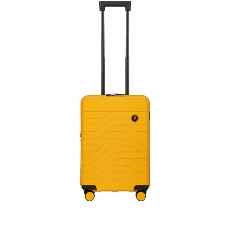 Koffer B Y by Brics Ulisse 55 cm Mango, Farbe: gelb, Marke: Brics, EAN: 8016623117546, Abmessungen in cm: 37.0x55.0x23.0, Bild 2 von 17