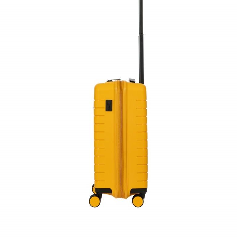 Koffer B Y by Brics Ulisse 55 cm Mango, Farbe: gelb, Marke: Brics, EAN: 8016623117546, Abmessungen in cm: 37.0x55.0x23.0, Bild 4 von 17