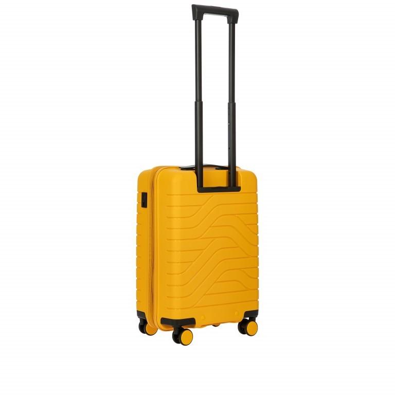 Koffer B Y by Brics Ulisse 55 cm Mango, Farbe: gelb, Marke: Brics, EAN: 8016623117546, Abmessungen in cm: 37.0x55.0x23.0, Bild 5 von 17