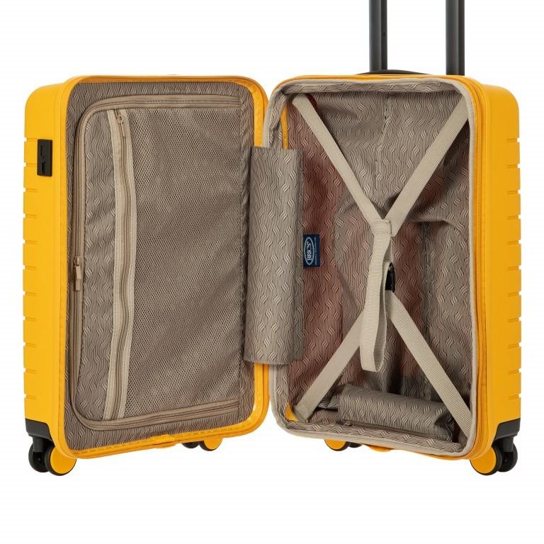 Koffer B Y by Brics Ulisse 55 cm Mango, Farbe: gelb, Marke: Brics, EAN: 8016623117546, Abmessungen in cm: 37.0x55.0x23.0, Bild 6 von 17