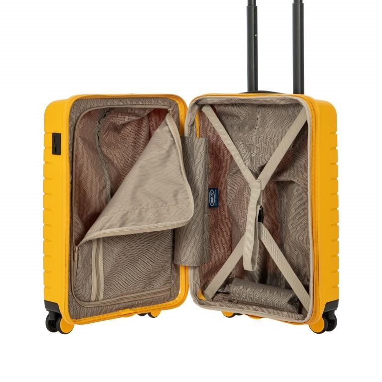 Koffer B Y by Brics Ulisse 55 cm Mango, Farbe: gelb, Marke: Brics, EAN: 8016623117546, Abmessungen in cm: 37.0x55.0x23.0, Bild 7 von 17