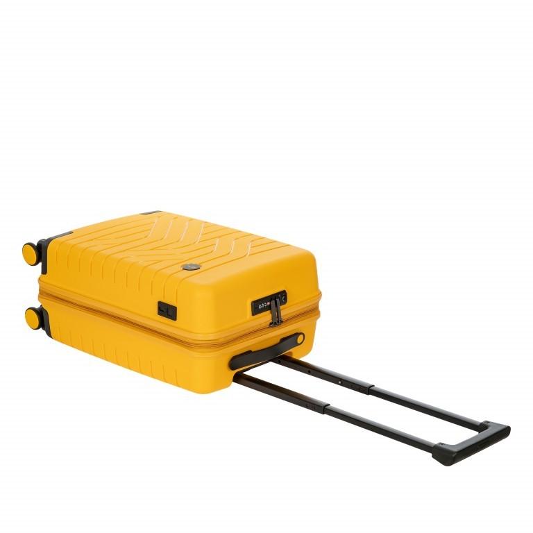 Koffer B Y by Brics Ulisse 55 cm Mango, Farbe: gelb, Marke: Brics, EAN: 8016623117546, Abmessungen in cm: 37.0x55.0x23.0, Bild 10 von 17