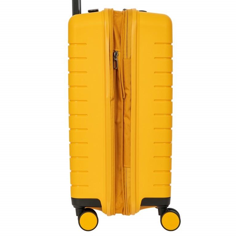 Koffer B Y by Brics Ulisse 55 cm Mango, Farbe: gelb, Marke: Brics, EAN: 8016623117546, Abmessungen in cm: 37.0x55.0x23.0, Bild 11 von 17