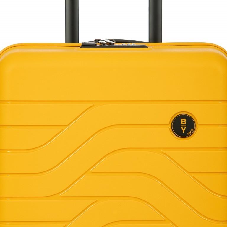Koffer B Y by Brics Ulisse 55 cm Mango, Farbe: gelb, Marke: Brics, EAN: 8016623117546, Abmessungen in cm: 37.0x55.0x23.0, Bild 12 von 17