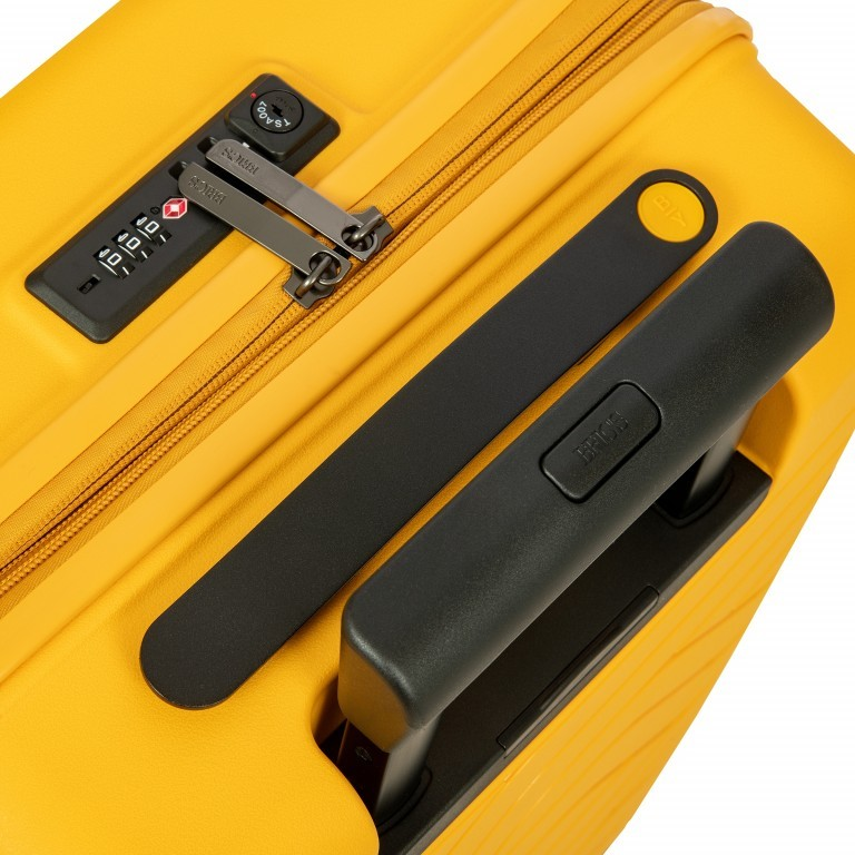 Koffer B Y by Brics Ulisse 55 cm Mango, Farbe: gelb, Marke: Brics, EAN: 8016623117546, Abmessungen in cm: 37.0x55.0x23.0, Bild 16 von 17