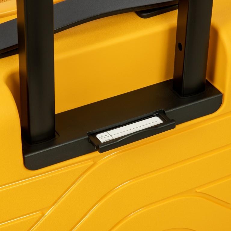 Koffer B Y by Brics Ulisse 55 cm Mango, Farbe: gelb, Marke: Brics, EAN: 8016623117546, Abmessungen in cm: 37.0x55.0x23.0, Bild 17 von 17