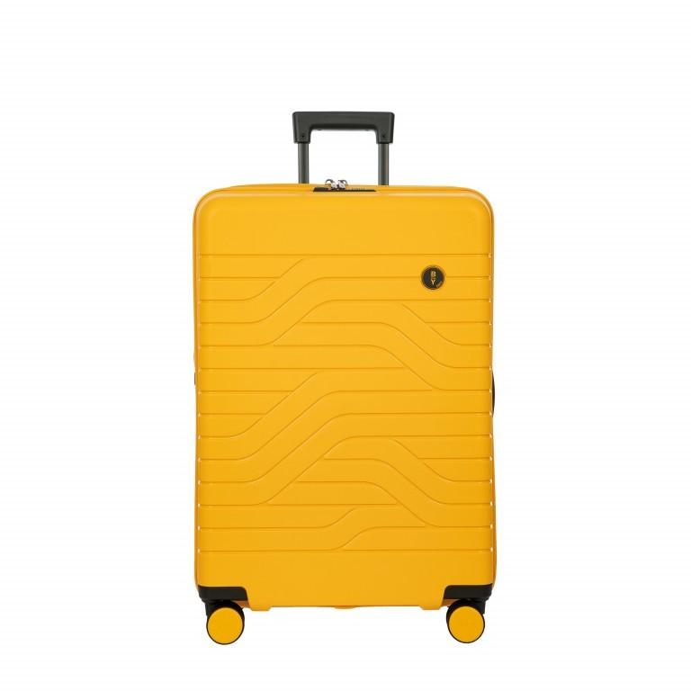 Koffer B Y by Brics Ulisse 71 cm Mango, Farbe: gelb, Marke: Brics, EAN: 8016623117638, Abmessungen in cm: 49.0x71.0x28.0, Bild 1 von 16