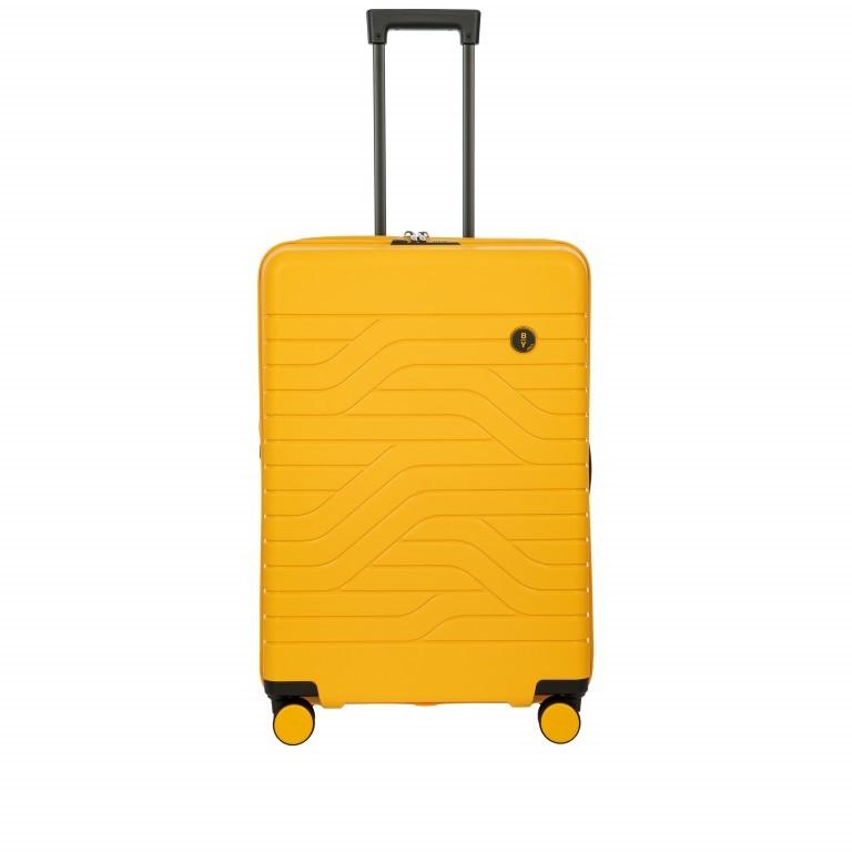 Koffer B Y by Brics Ulisse 71 cm Mango, Farbe: gelb, Marke: Brics, EAN: 8016623117638, Abmessungen in cm: 49.0x71.0x28.0, Bild 2 von 16