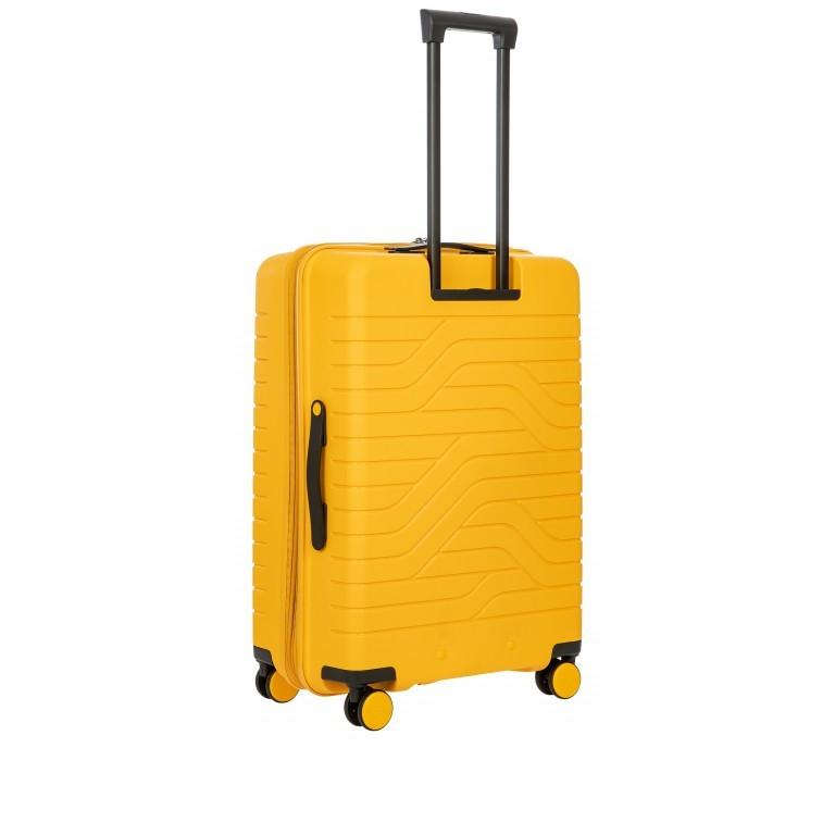 Koffer B Y by Brics Ulisse 71 cm Mango, Farbe: gelb, Marke: Brics, EAN: 8016623117638, Abmessungen in cm: 49.0x71.0x28.0, Bild 5 von 16