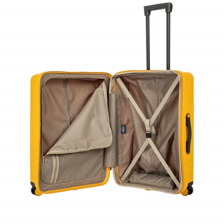 Koffer B Y by Brics Ulisse 71 cm Mango, Farbe: gelb, Marke: Brics, EAN: 8016623117638, Abmessungen in cm: 49.0x71.0x28.0, Bild 7 von 16
