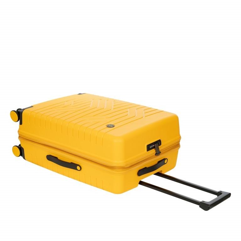 Koffer B Y by Brics Ulisse 71 cm Mango, Farbe: gelb, Marke: Brics, EAN: 8016623117638, Abmessungen in cm: 49.0x71.0x28.0, Bild 9 von 16