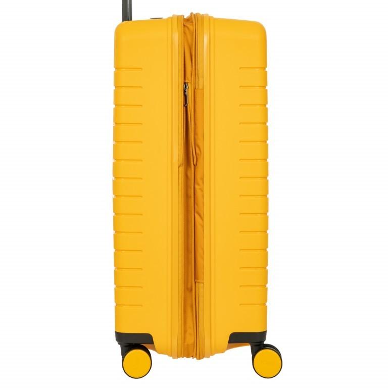 Koffer B Y by Brics Ulisse 71 cm Mango, Farbe: gelb, Marke: Brics, EAN: 8016623117638, Abmessungen in cm: 49.0x71.0x28.0, Bild 10 von 16